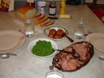ham supper