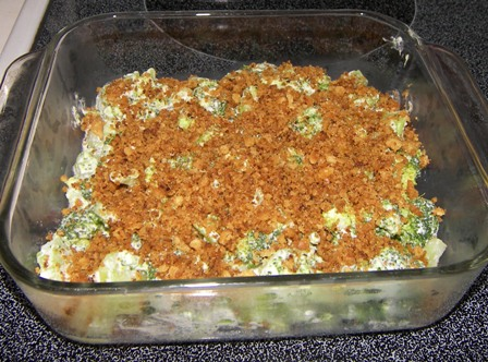 Broccoli Gratin With Swiss And Parmesan Recipes — Dishmaps