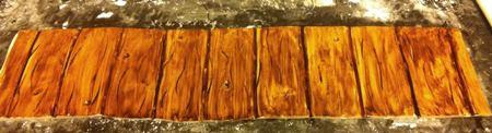fondant wood grain 2