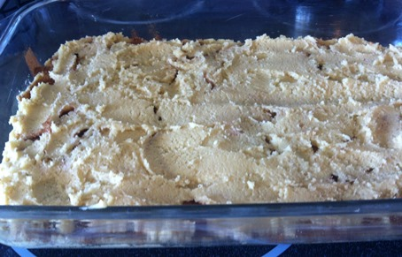snickerdoodle bars layer 3