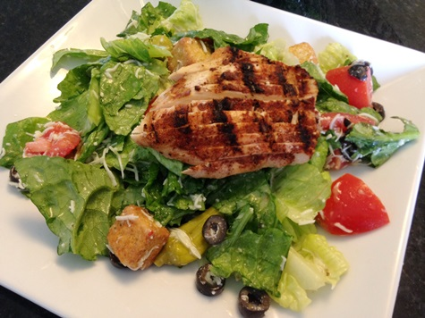 olive garden salad with chicken kitchen scrapbook