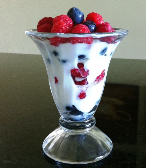 memorial day parfait